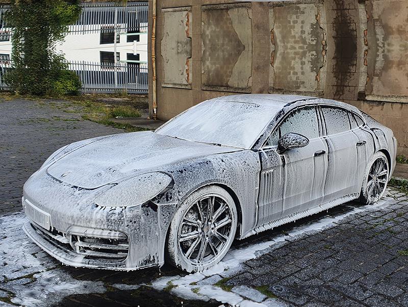 Wash & maintainance